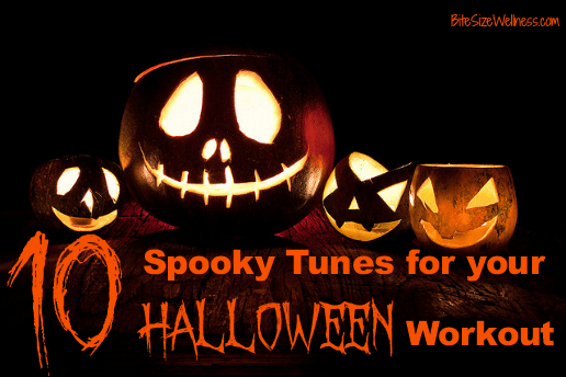 10 Songs for your Halloween Workout