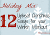 Christmas Workout Songs