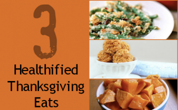 Healthy Thanksgiving Dishes