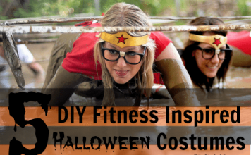Fitness Inspired Halloween Costumes