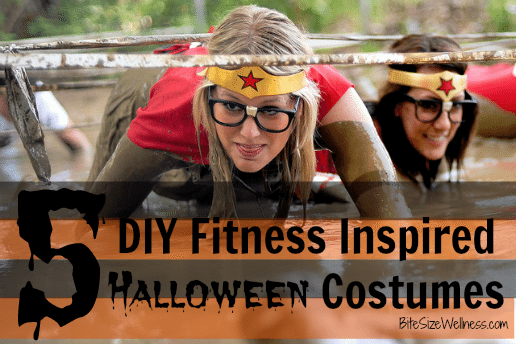 5 DIY Fitness Inspired Halloween Costumes