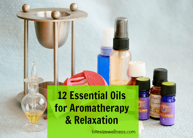 Essential Oils For Aromatherapy Relaxation