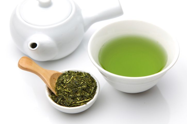 Grean Tea Skin Benefits