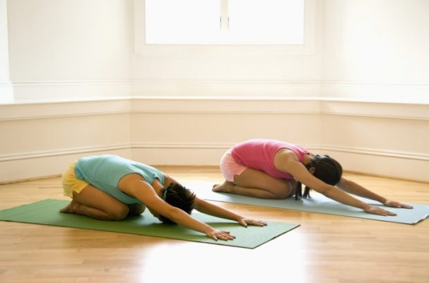 Yoga - Women Doing Yoga