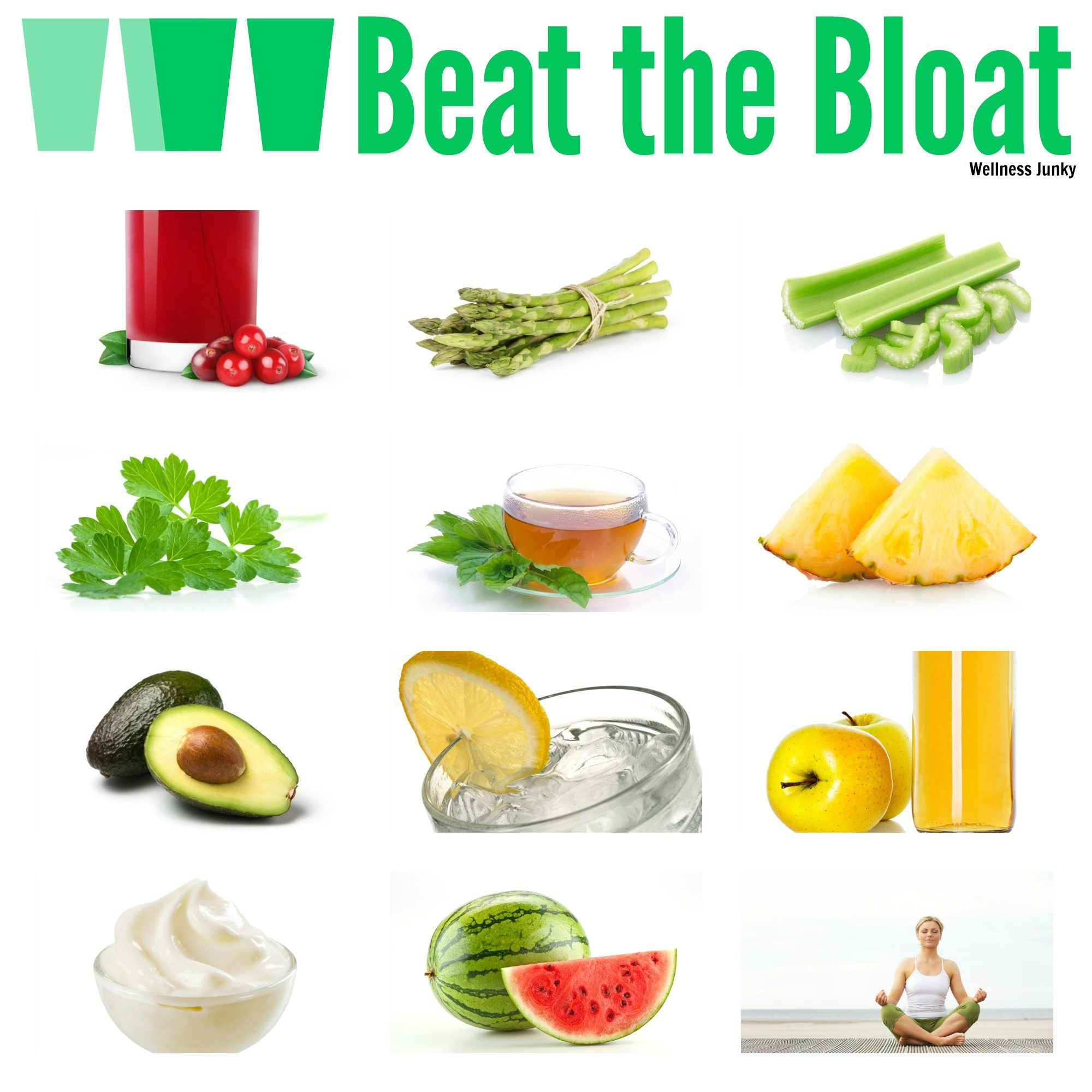 How to Beat the Bloat foto