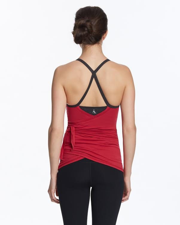 releve tank nancy rose workout clothes review