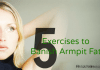 5 Exercises to Banish Armpit Fat