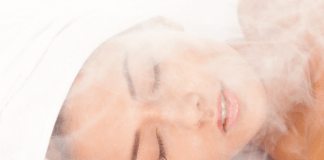 Steam Facial Open Up Pores