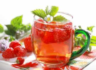 raspberry tea benefits