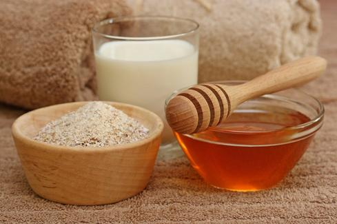 diy cleanser oatmeal for better skin