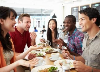 Eating Healthy When Eating Out