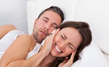 How I Got My Husband to Finally Stop Snoring