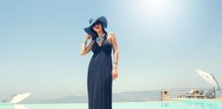 How to Wear Black in the Summertime