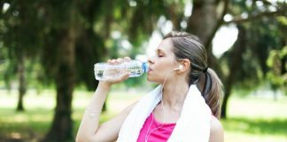 Staying Hydrated during exercise
