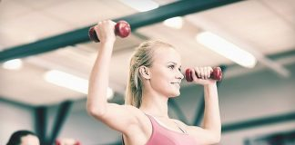 Intense Dumbbell Workout You Can Do in 30 Minutes