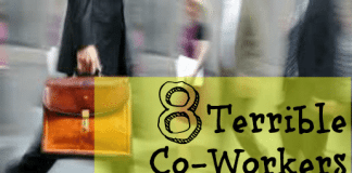 8 Healthy Ways to Deal with Bad Co-Workers