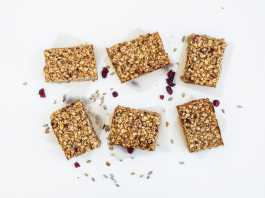 are nutrition bars healthy