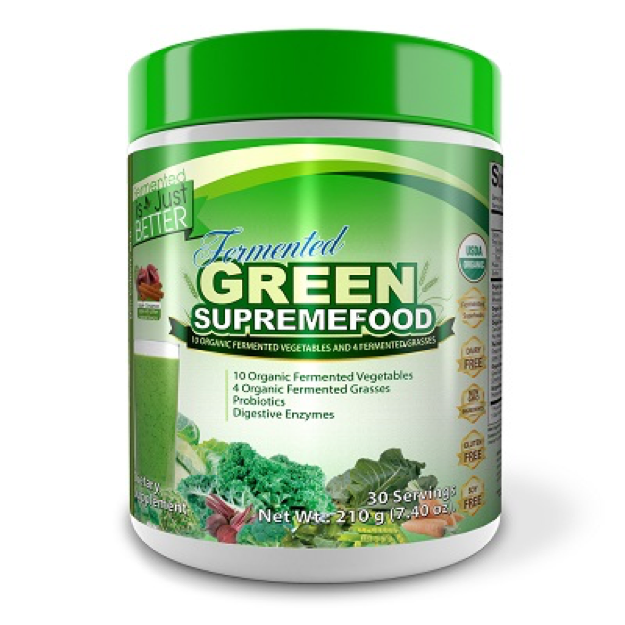 Fremented Green SupremeFood